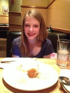 Chloe dinner 50914